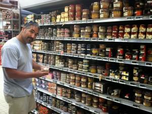 pate shelf