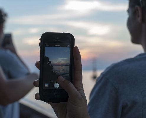 smartphone travel