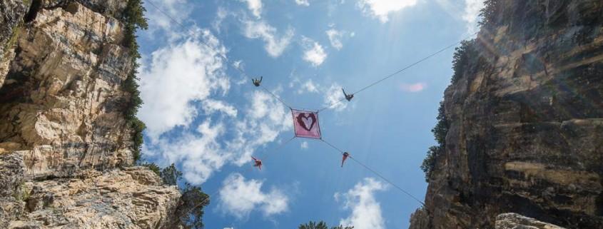 Highline Meeting Festival adventures