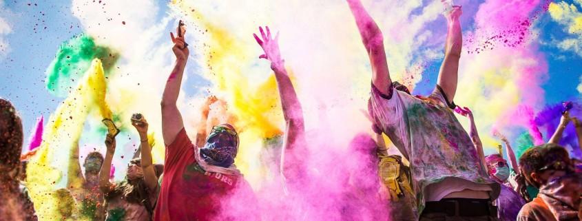 holi festival india workaway