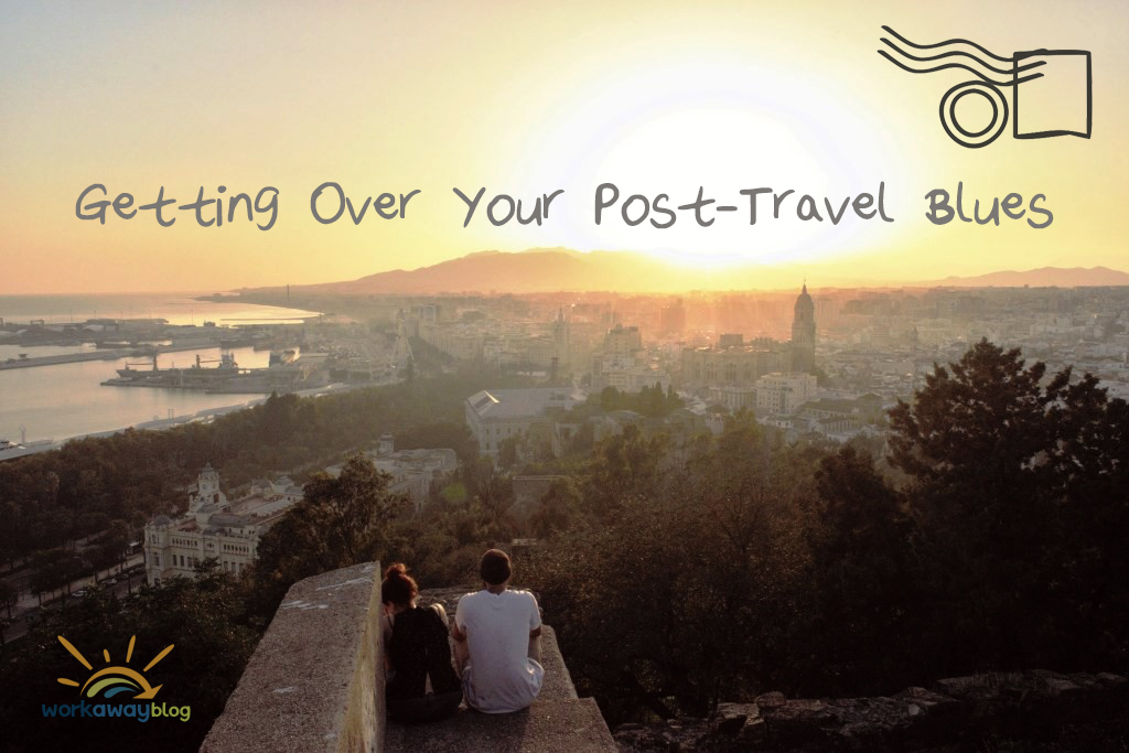post-travel blues