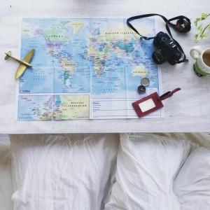 planning trip dream