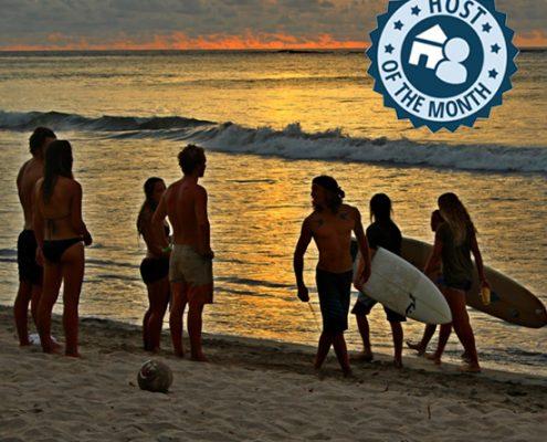 yoga surf camp workaway costa rica sq