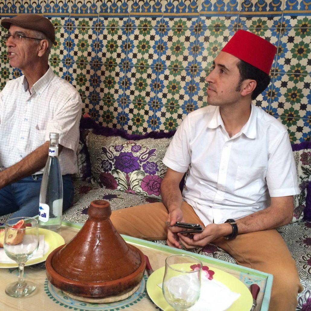 Morocco food vegetarian