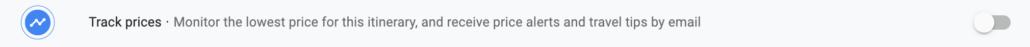 google-flights-price-tracker